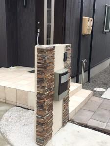 門柱 高級感